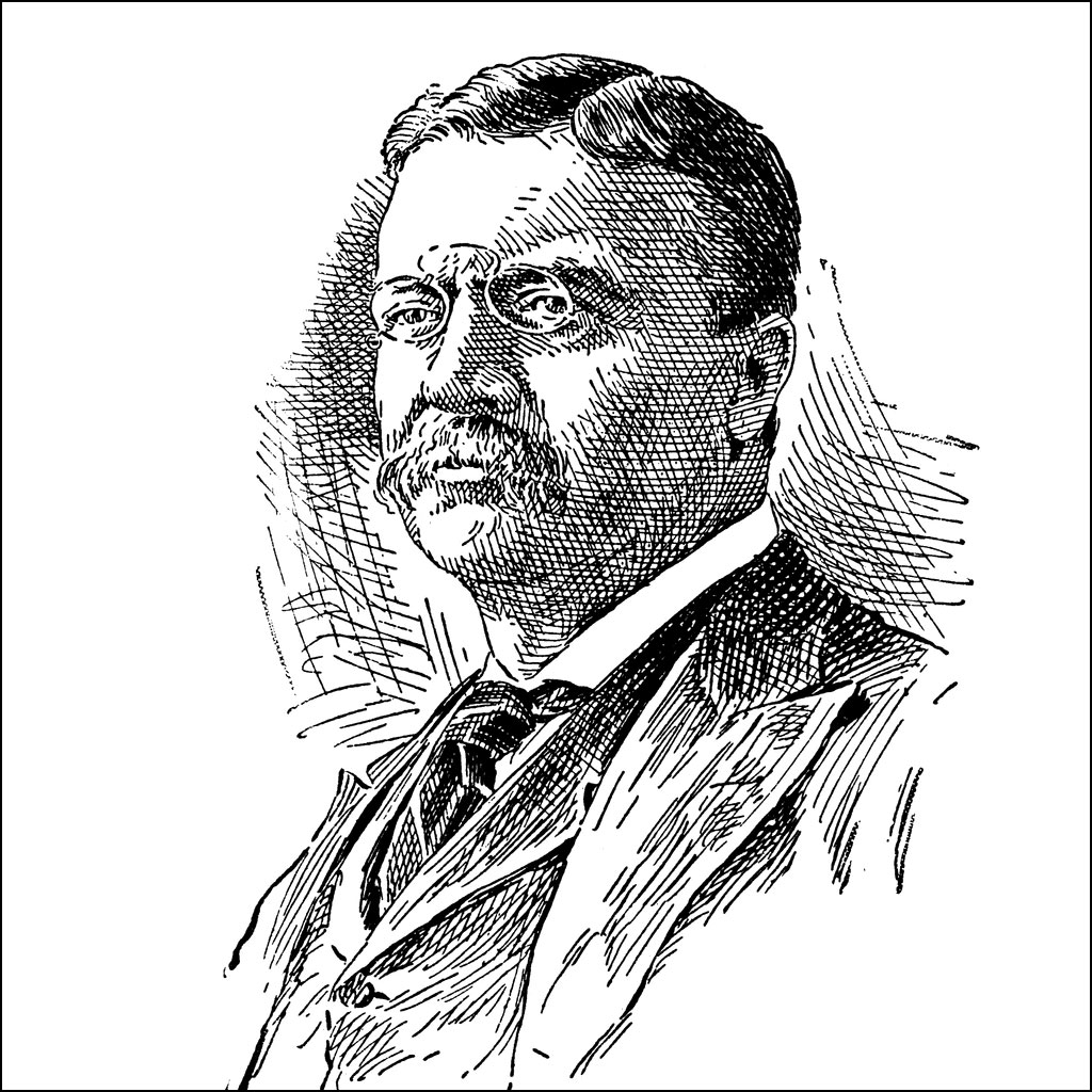 Teddy roosevelt clipart picture freeuse stock October 27: Theodore Roosevelt | FCIT picture freeuse stock