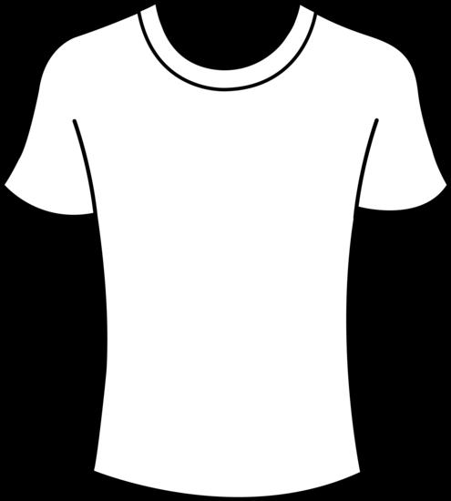 Mens shirt clipart clip transparent library Mens T-Shirt Template | Clipart Panda - Free Clipart Images clip transparent library