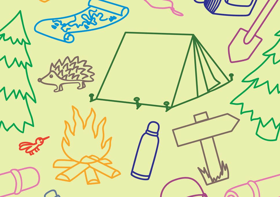 Teen campfire and games free clipart clip art 9 best camping cooking gear products that are lightweight ... clip art