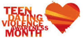 Teen dating violence clipart graphic library library Teen Dating Violence Awareness Month | Domestic Violence ... graphic library library