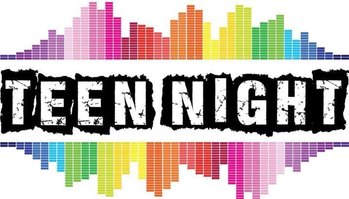 Teen fun night clipart picture royalty free library Teen Night 2018 - What\'s Happening Tulsa picture royalty free library