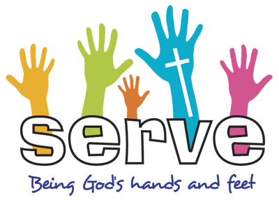 Serving others clipart banner transparent library Service banner transparent library