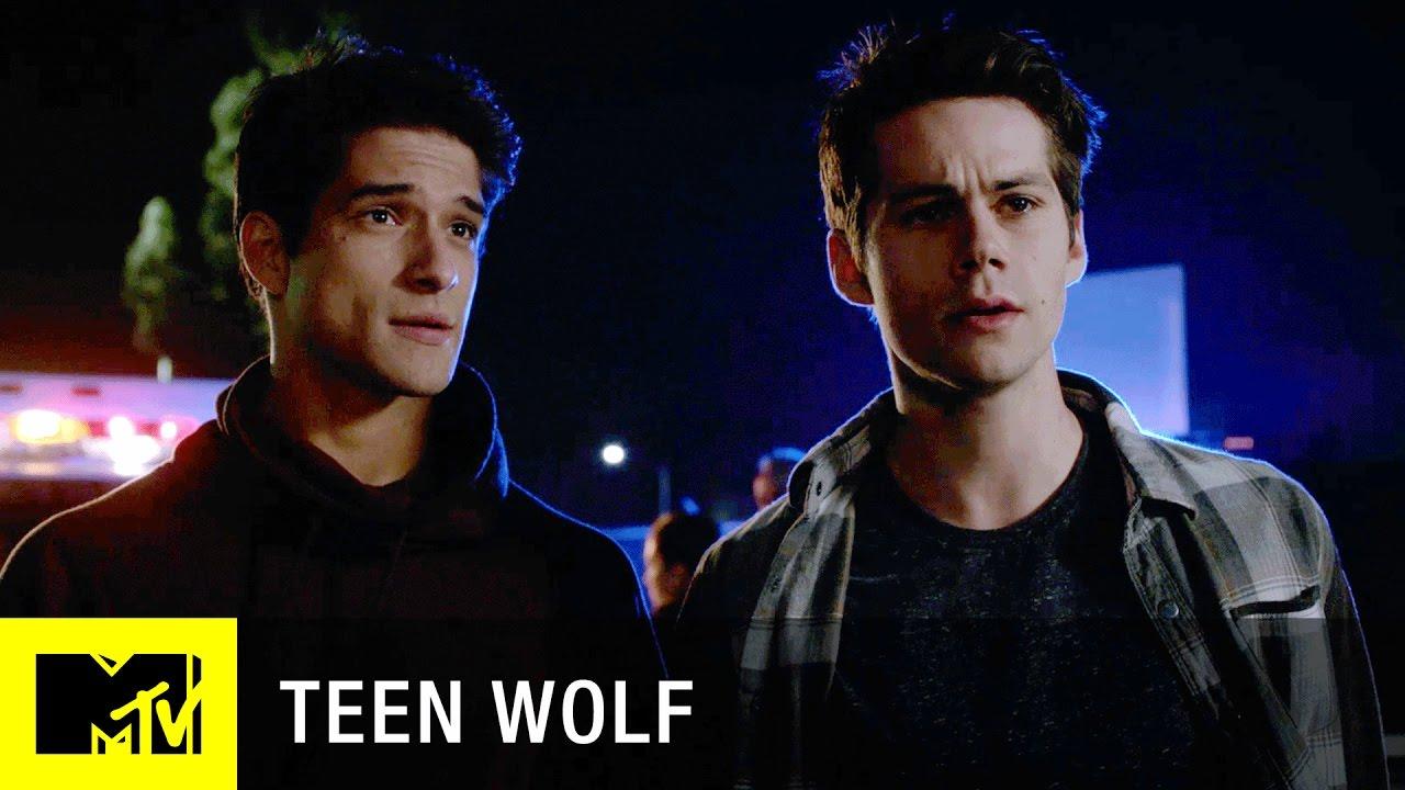 Teen wolf season 6 clipart royalty free Exclusive First Act of the New Season | Teen Wolf (Season 6) | MTV ... clipart royalty free