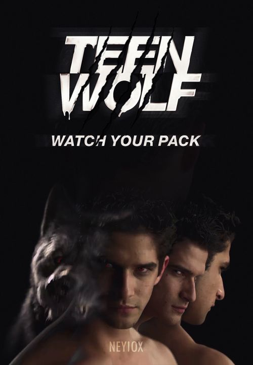 Teen wolf season 6 banner library stock Teen Wolf (season 6) full episodes download free banner library stock