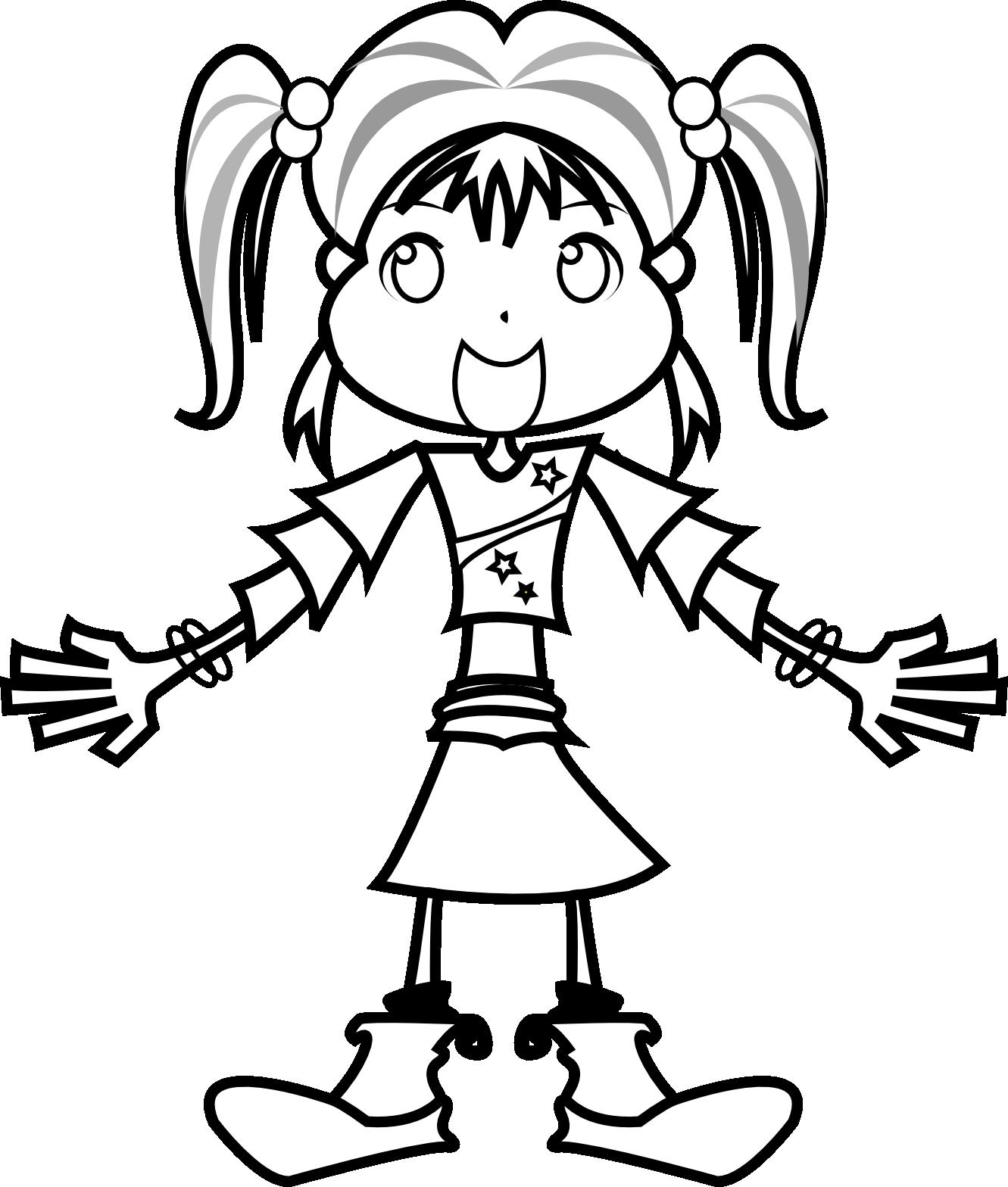 Teenage girl body clipart black and white banner black and white stock Free Black Teen Cliparts, Download Free Clip Art, Free Clip ... banner black and white stock