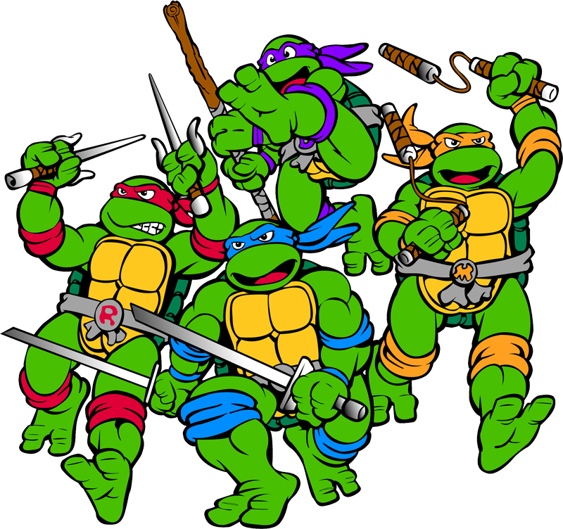 Teenage mutant ninja turtles clipart free jpg download Teenage Mutant Ninja Turtles PNG Images Transparent Free ... jpg download