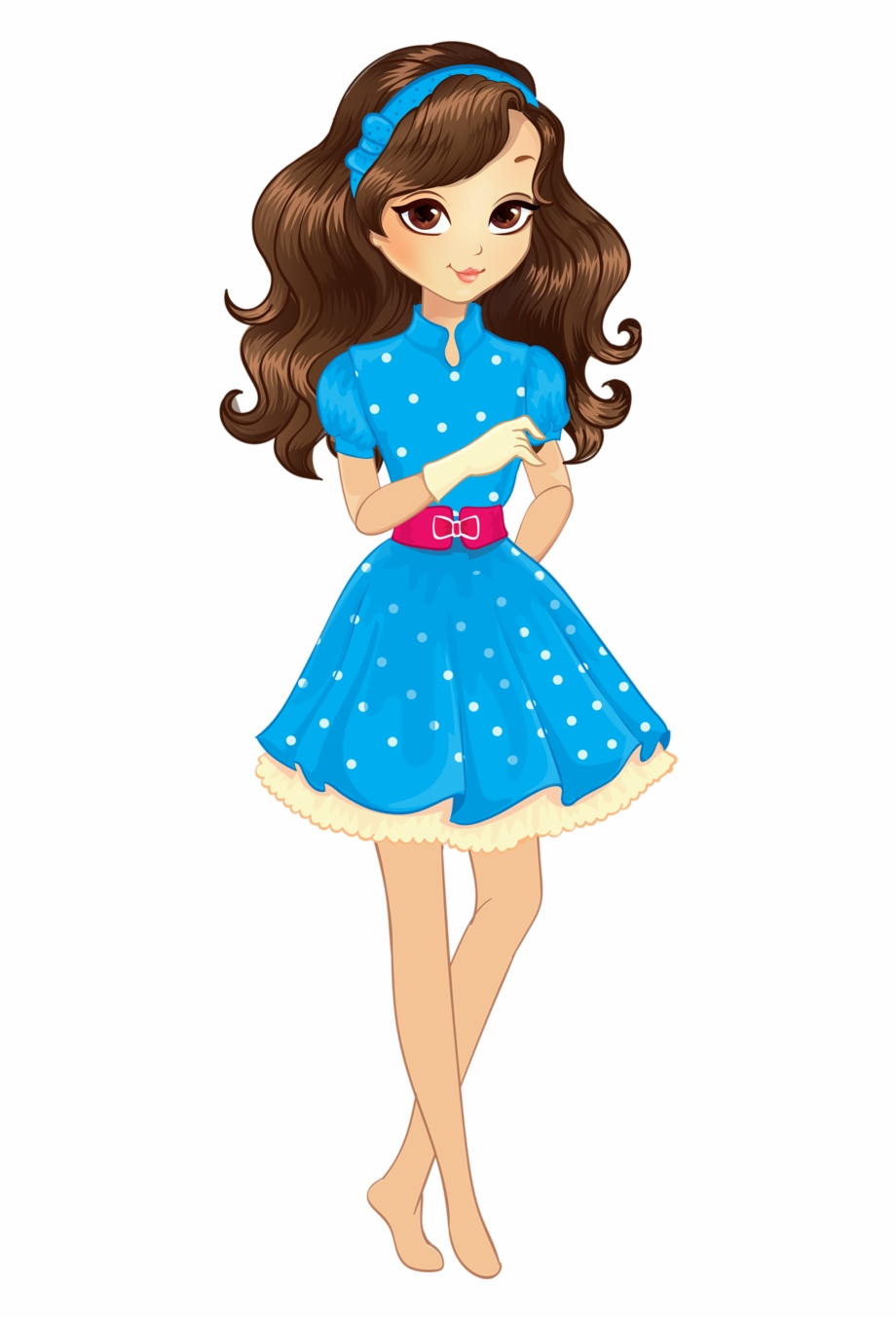 Teenagergirl clipart png transparent library Girl Clipart Transparent Background - Cute Teenage Girl ... png transparent library