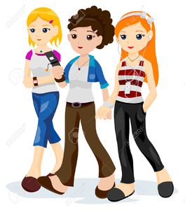 Teens clipart png transparent library Free Clipart Teens | Free Images at Clker.com - vector clip ... png transparent library