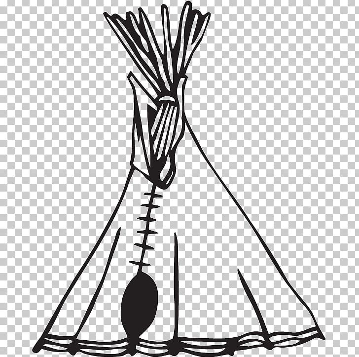 Tipi clipart black and white jpg library download Wall Decal Bumper Sticker Tipi PNG, Clipart, Art, Black ... jpg library download