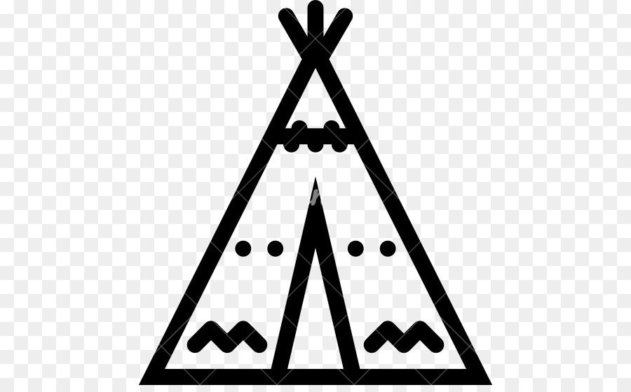 Teepee silhouette clipart vector free Free Native American Silhouette Art, Download Free Clip Art ... vector free