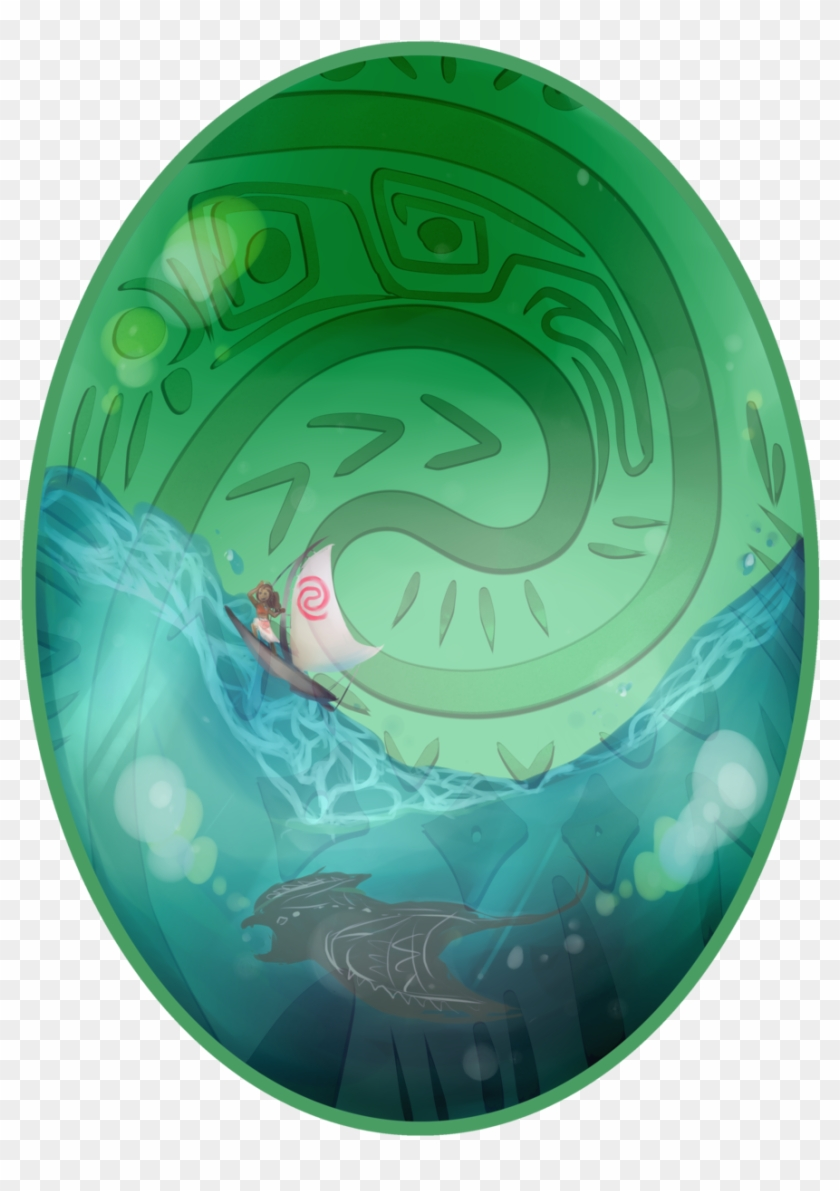 Tefiti clipart graphic royalty free download Moana Heart Of Te Fiti Clipart - Moana Heart Of Te Fiti Png ... graphic royalty free download