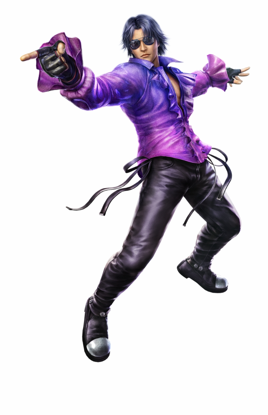 Tekken tag tournament clipart graphic freeuse stock Ttt2 Tekken Tag Tournament 2 Violet Chao - Tekken Tag ... graphic freeuse stock