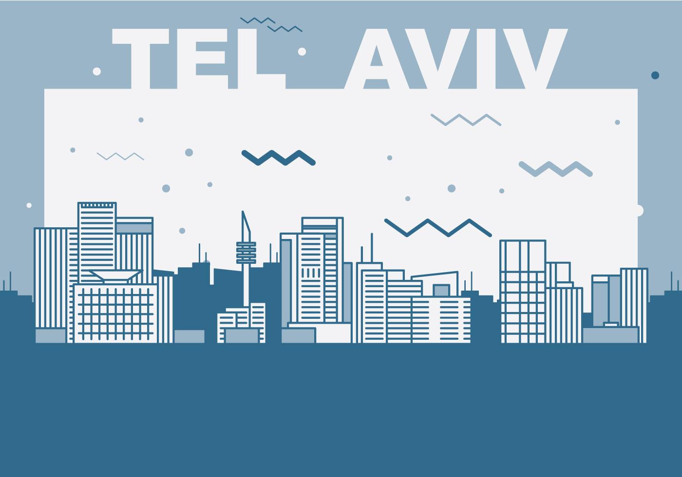 Tel aviv clipart clip art library stock Tel Aviv Free Vector Art - (5 Free Downloads) clip art library stock