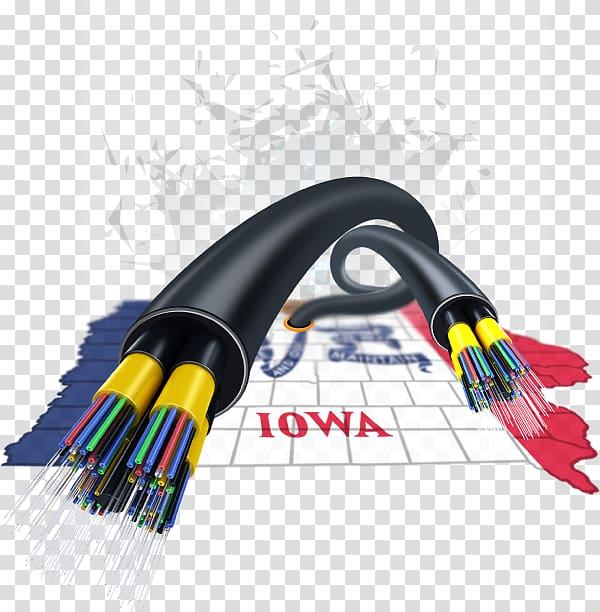 Telecommunications cable clipart picture transparent Minburn Communications Urbandale Optical fiber Minburn Road ... picture transparent