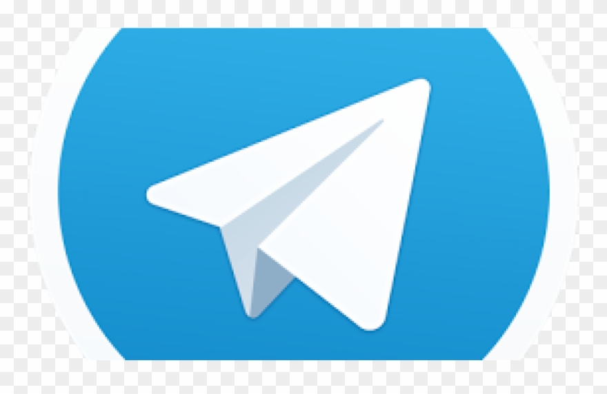 Logo telegram clipart image black and white library Telegram Logo - Telegram Clipart (#3797919) - PinClipart image black and white library