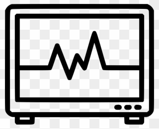 Telemetry clipart svg transparent download Heartbeat Monitor Comments - Heartbeat Monitor Png Clipart ... svg transparent download