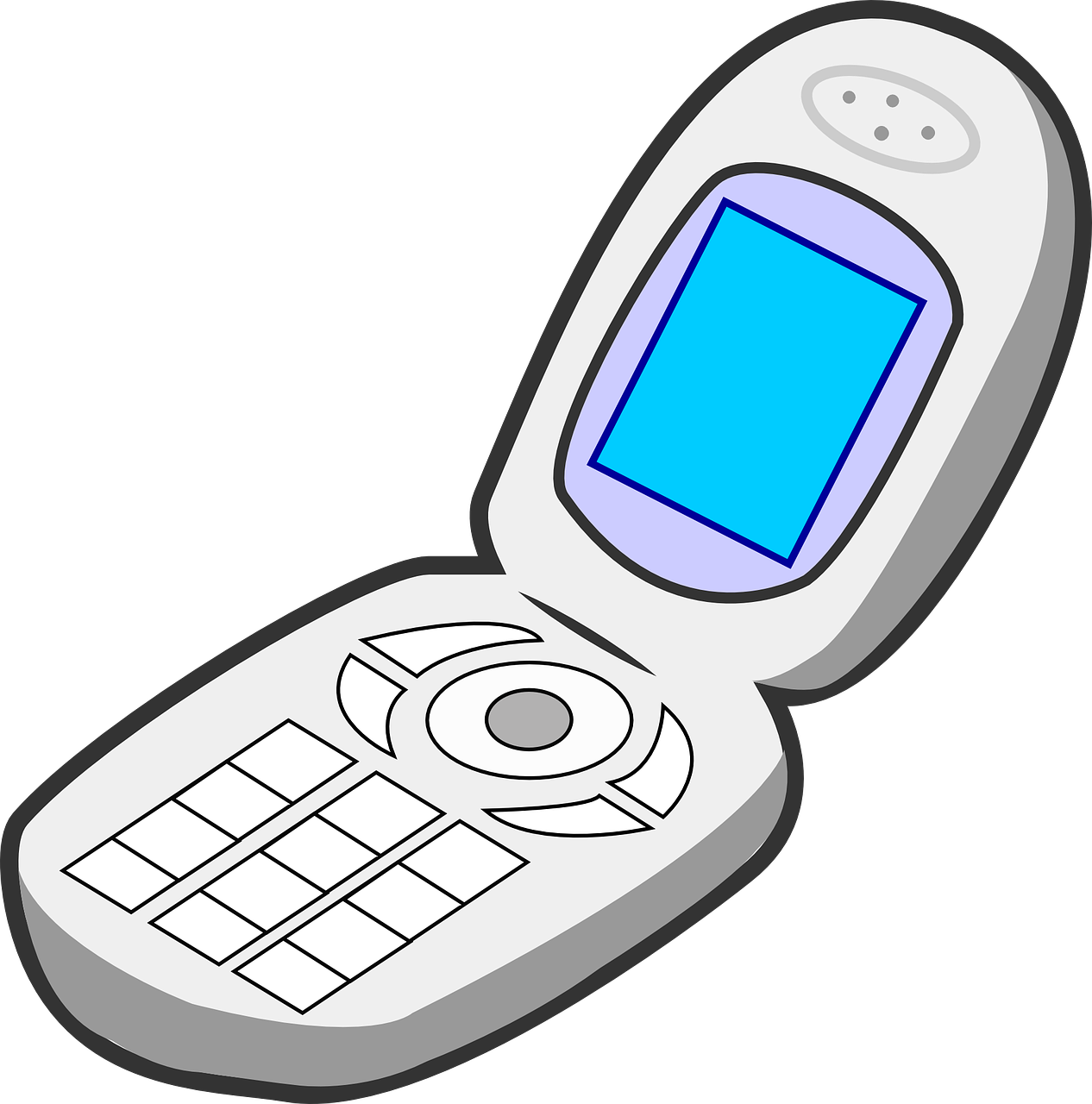 Telephone book clipart jpg black and white download Cell Phone Clipart at GetDrawings.com | Free for personal use Cell ... jpg black and white download