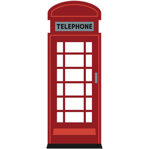 Telephone box clipart picture free download Red Telephone Box clipart, cliparts of Red Telephone Box ... picture free download