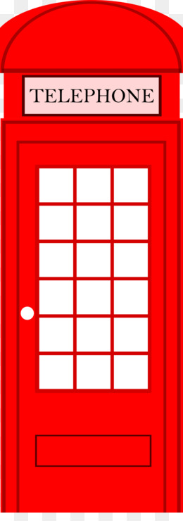 Telephone box clipart picture free Red Telephone Box PNG and Red Telephone Box Transparent ... picture free