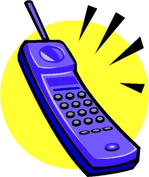 Telephone clipart picture royalty free Simple Telephone Clipart For Free 1081 - Clipart1001 - Free ... picture royalty free
