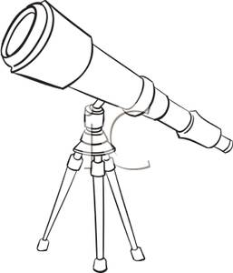 Telescope black and white clipart svg download Telescope clipart black and white 1 » Clipart Station svg download