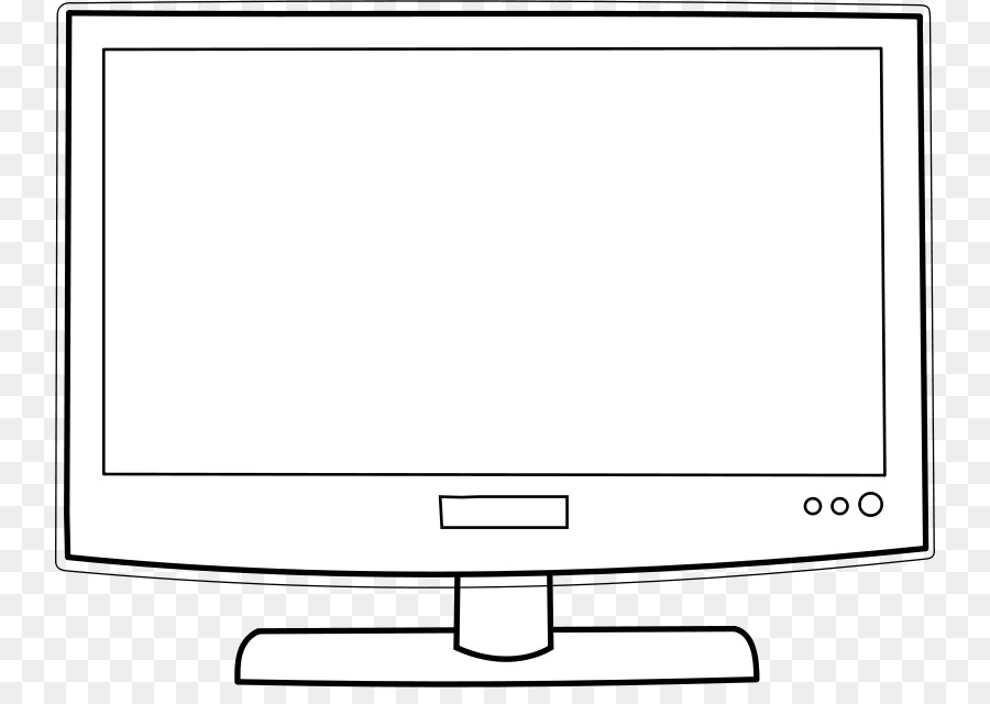 Television black and white clipart banner freeuse stock Tv black and white clipart 2 » Clipart Station banner freeuse stock