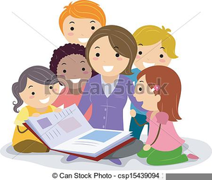 Telling a story clipart image Telling A Story Clipart | Free Images at Clker.com - vector ... image