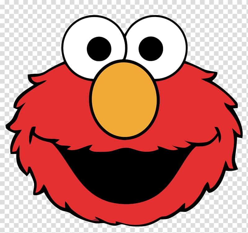Library Of Telly Sesame Street Face Banner Library Stock Png