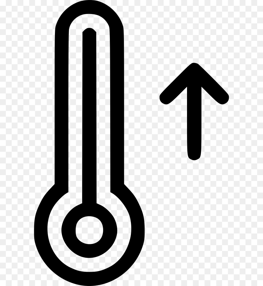 Temperature sensor clipart png black and white stock Temperature Area png download - 668*980 - Free Transparent ... png black and white stock