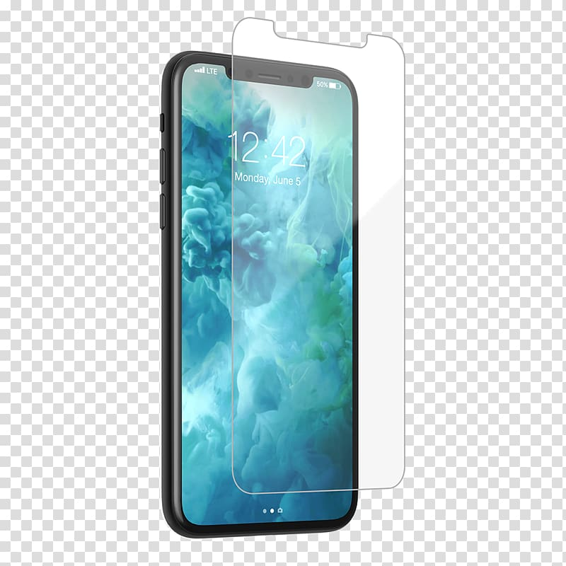 Tempered glass clipart clipart library stock IPhone X Screen Protectors Apple Tempered Glass Screen ... clipart library stock