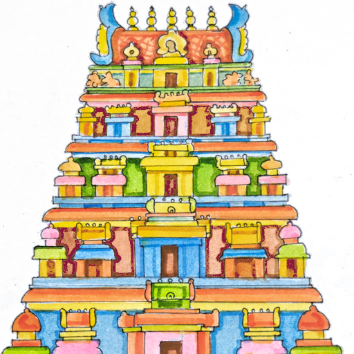 Temple clipart png library hindu temple clipart Hindu Temple Hinduism Clip art clipart ... png library