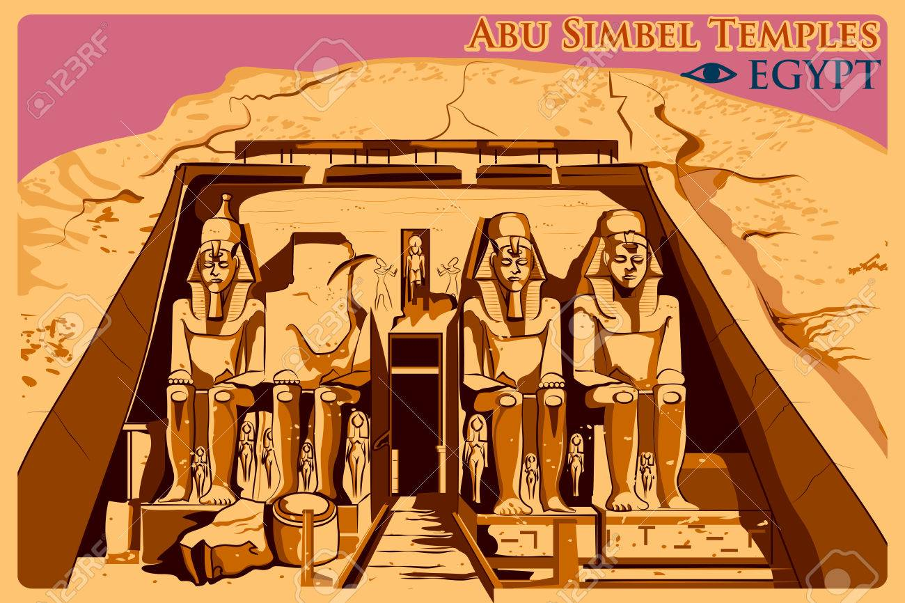 Temple clipart egyption graphic free download Free Egypt Clipart nubian, Download Free Clip Art on Owips.com graphic free download