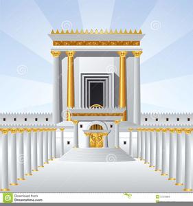Temple of jerusalem clipart free Old Jerusalem Clipart   Free Images at Clker.com - vector ... free