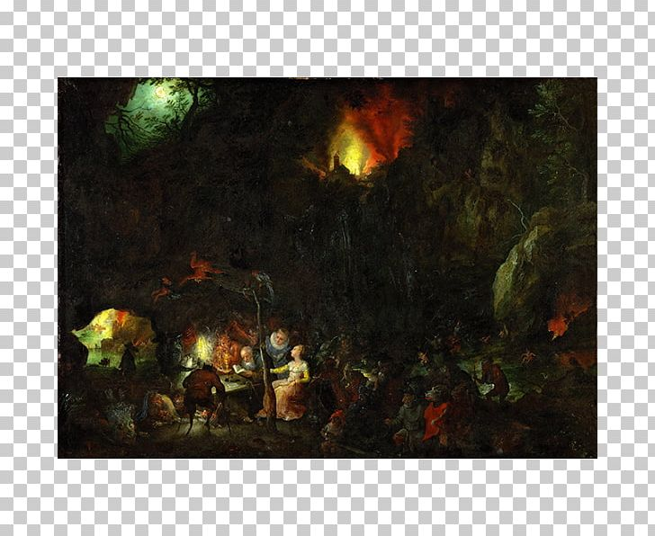 Temptation of st anthony clipart graphic freeuse Landscape With The Temptation Of Christ Versuchung Des Hl ... graphic freeuse