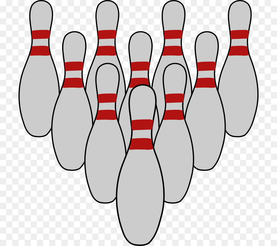 Ten bowling pins clipart clip art royalty free Bowling Pin Hand png download - 780*800 - Free Transparent ... clip art royalty free
