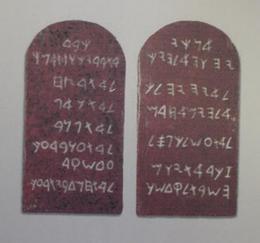 Ten commandments clipart paleo hebrew image royalty free Download paleo hebrew 10 commandments clipart Tablets of ... image royalty free