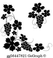 Tendril clipart png freeuse library Tendril Clip Art - Royalty Free - GoGraph png freeuse library