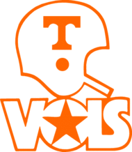 Tennessee vol clipart png library download Free Tennessee Football Cliparts, Download Free Clip Art ... png library download