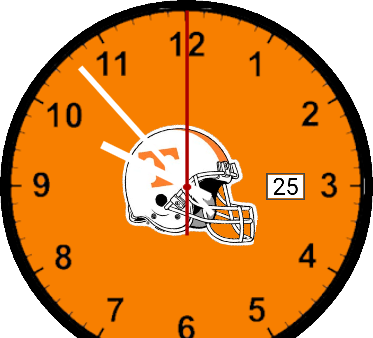 Tennessee vol football clipart image stock Faces with tag: Tennessee - FaceRepo image stock