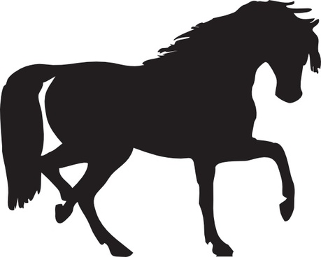 Tennessee walking horse clipart free image transparent stock Tennessee walking horse silhouette free vector download ... image transparent stock
