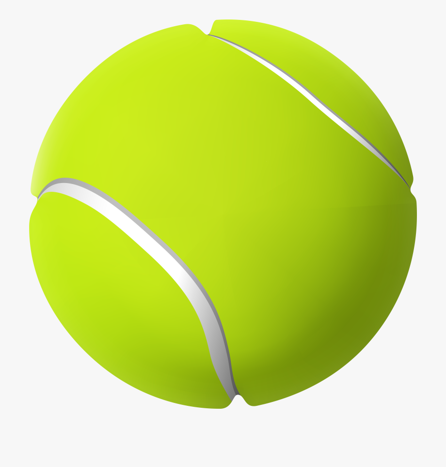 Tennis ball clipart pictures jpg freeuse library Tennis Ball Png Clip Art - Tennis Ball Png Clipart #51016 ... jpg freeuse library