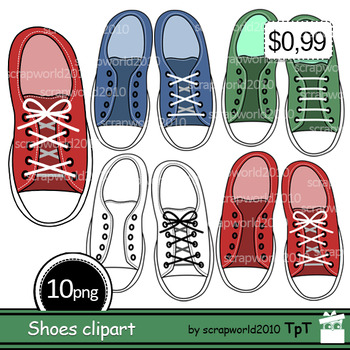 Shoes clipart zip file download clip freeuse Activities Tennis shoe clipart lacing+Black white outline ... clip freeuse