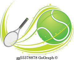 Free tennis cliparts banner transparent download Tennis Clip Art - Royalty Free - GoGraph banner transparent download
