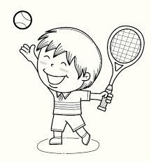 Tennis player clipart black and white picture royalty free library Image result for tennis player clipart black and white ... picture royalty free library