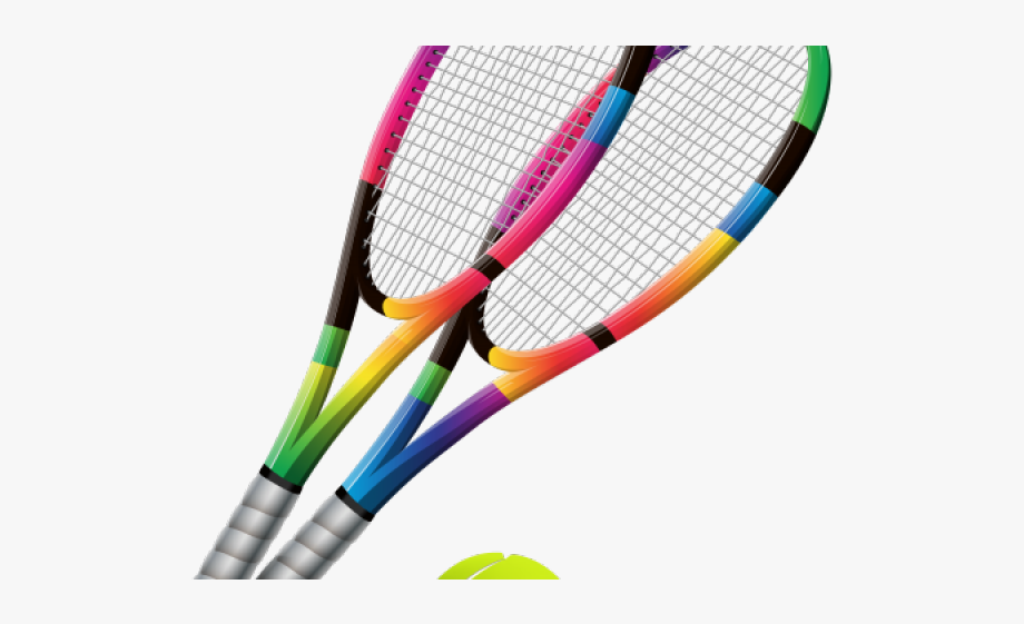 Tennis racquets clipart png download Tennis Ball Clipart Tennis Bat - Tennis Racket And Ball Png ... png download
