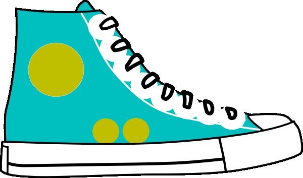Tennis shoe border clipart clip Tennis shoes clipart black and white free - Clipartix clip