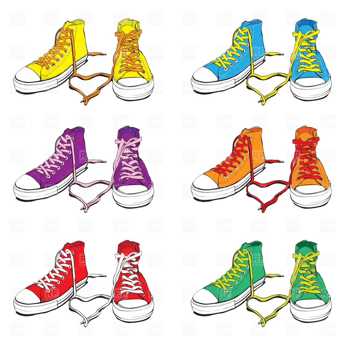 Tennis shoe border clipart clipart black and white stock Free Tennis Shoe Cliparts, Download Free Clip Art, Free Clip ... clipart black and white stock