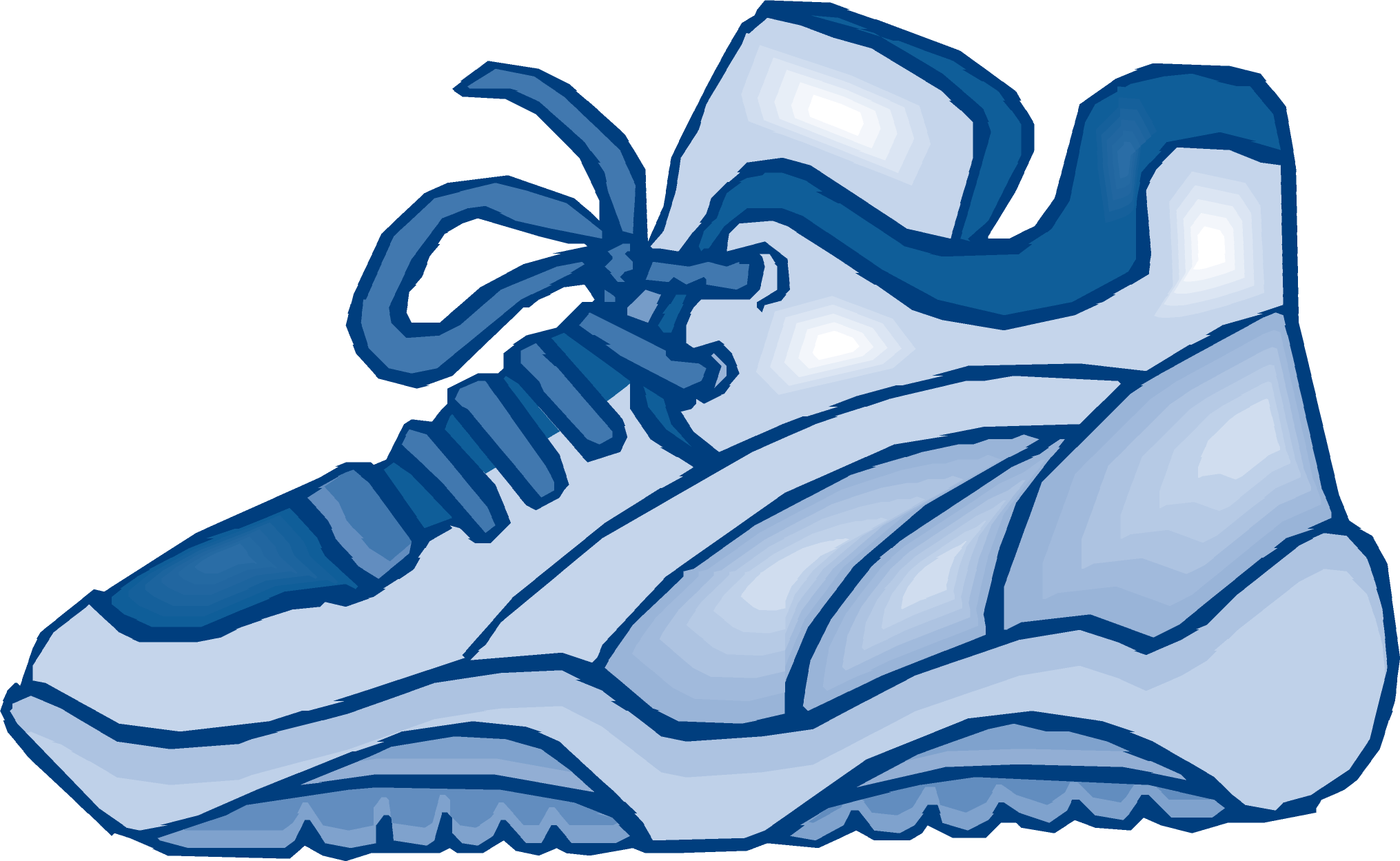 Tennis shoe border clipart image Shoes Cliparts   Free download best Shoes Cliparts on ... image