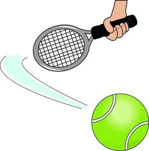 Tennis swing clipart jpg Free Tennis Clipart | Tennis | Tennis, Tennis scores, Sports ... jpg