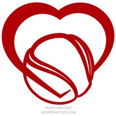 Tennis valentines clipart clip black and white 37 Best Valentine\'s Day images in 2018 | Sports art, Sports ... clip black and white